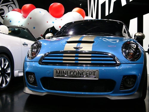 Mini Cooper Coupe Concept