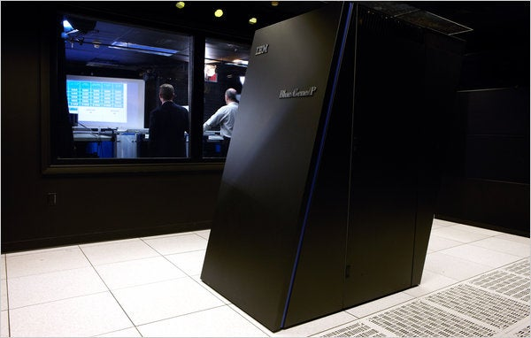 The Magic of Watson, IBM's Question-Answering Supercomputer