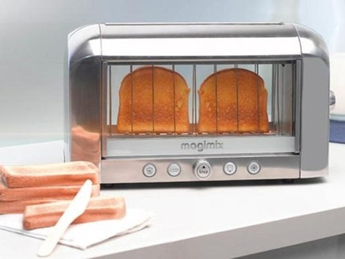 Now You Can Have Perfect Toast Without Trial-and-Error Kitchen Mishaps