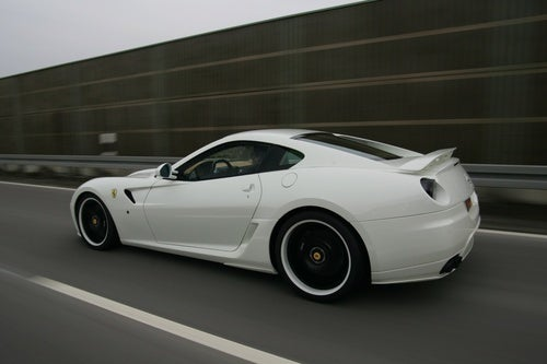 NOVITEC ROSSO Ferrari 599 GTB: Photos