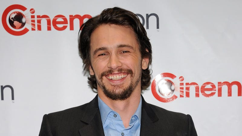James Franco Gets in Petty Internet Spat After Writer Says He's Petty