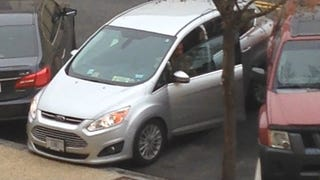 Congresswoman Eleanor Holmes Norton Can't Park