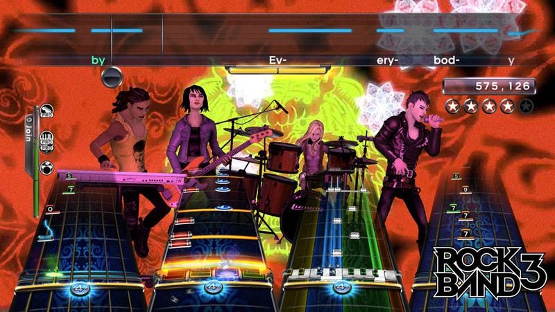 How Harmonix Is Tricking Lazy Gamers Into Learning Real Instruments