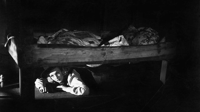 These 1938 psychological researchers studied college students by hiding under their beds