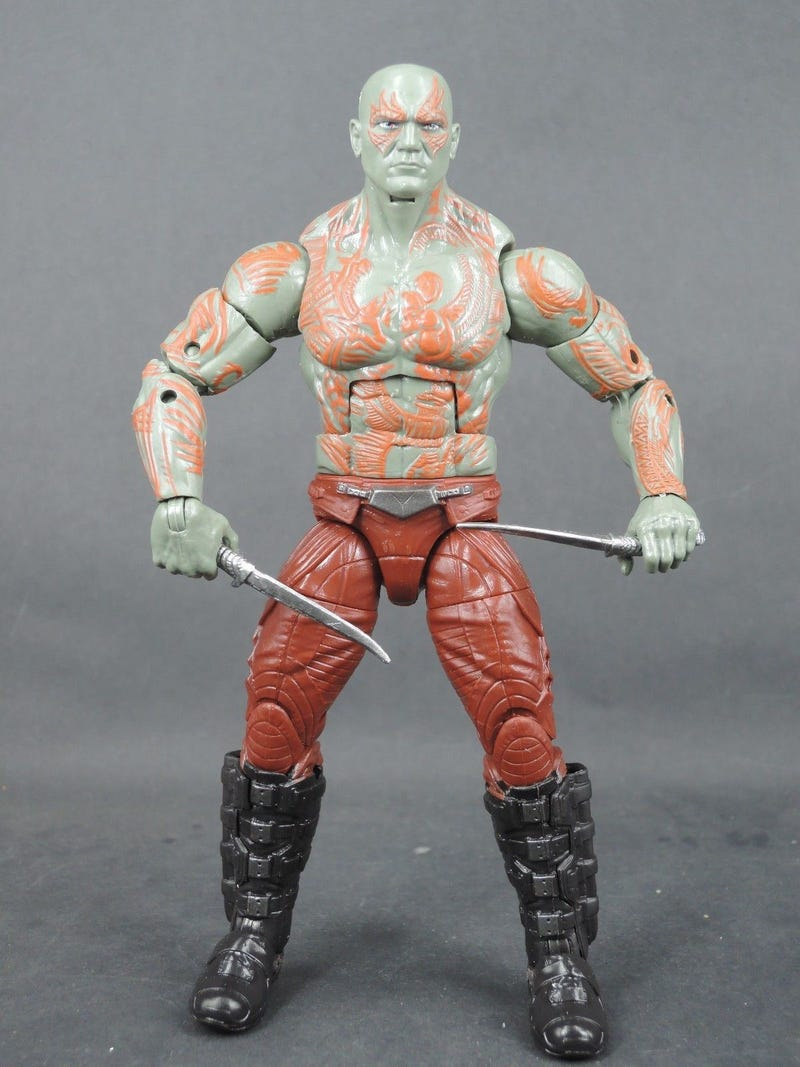 Hong Kong eBay leaks give a closer look at Marvel's GOTG figures