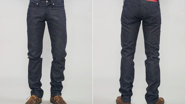 Scratch 'N Sniff Raspberry Scented Jeans Means You Never Have to Wash Them