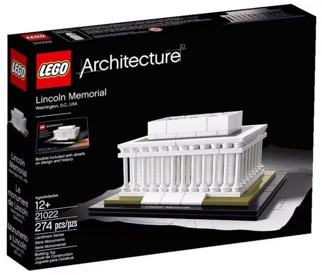 Builders Building Buildings–2015 Lego Architecture sets