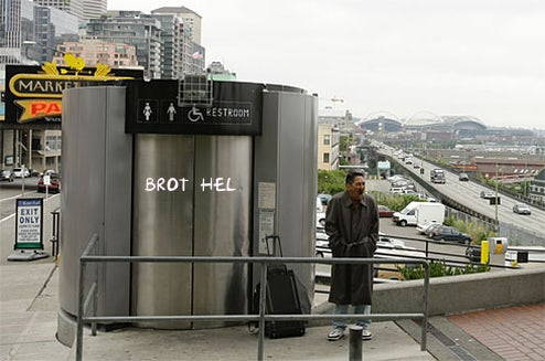 Seattle Flushes $5 Million Automated Public Restrooms for Major Loss