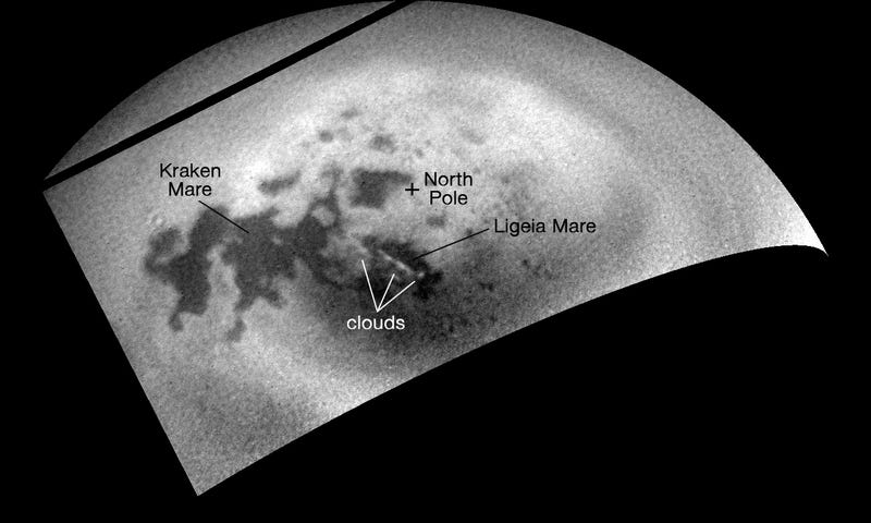 A Multi-Year Sunny Spell on Titan Ends With Methane Clouds