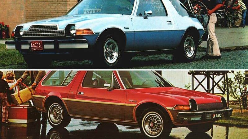 The Ten Worst Automotive Facelifts Of All Time