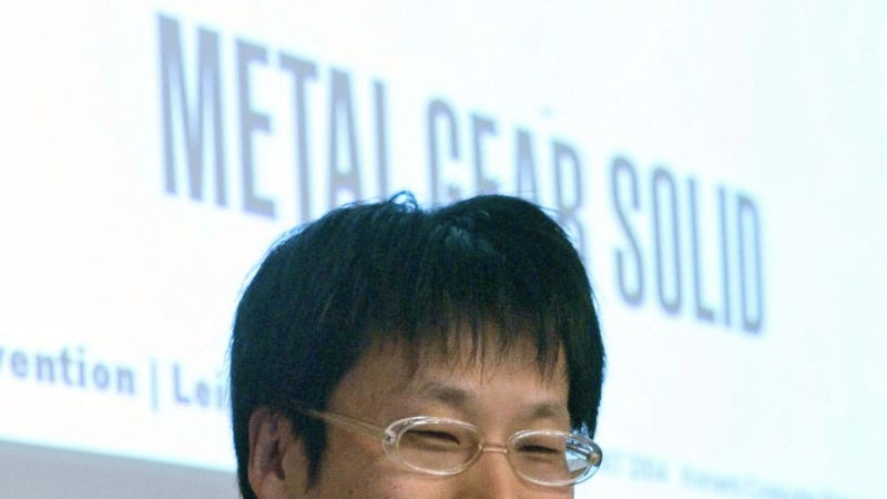 Hideo Kojima Wants Metal Gear To Keep Going after He Dies