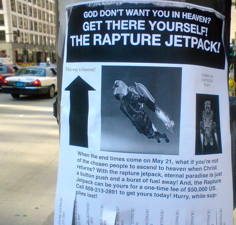 Street entrepreneur sells Rapture jetpacks for a bargain $50,000