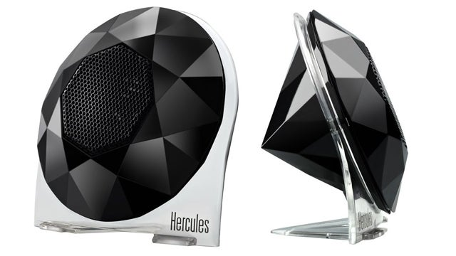 Who Would Want These Ridiculous Diamond Speakers?
