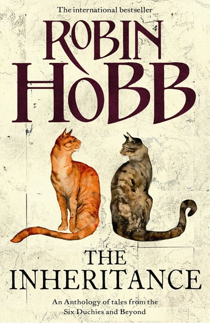 Find out how Robin Hobb became two different people