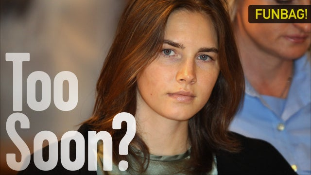 Would You Go Out With Amanda Knox?