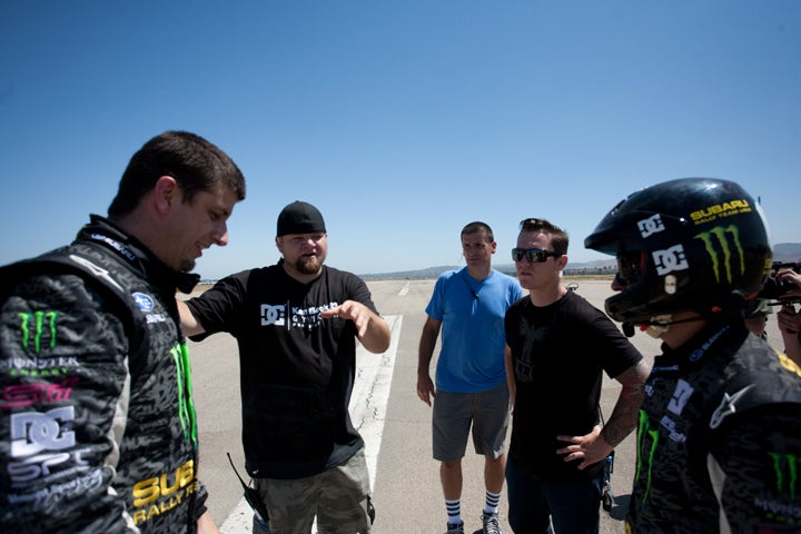 Ken Block Suing Co-Producer Of First Three Gymkhana Videos
