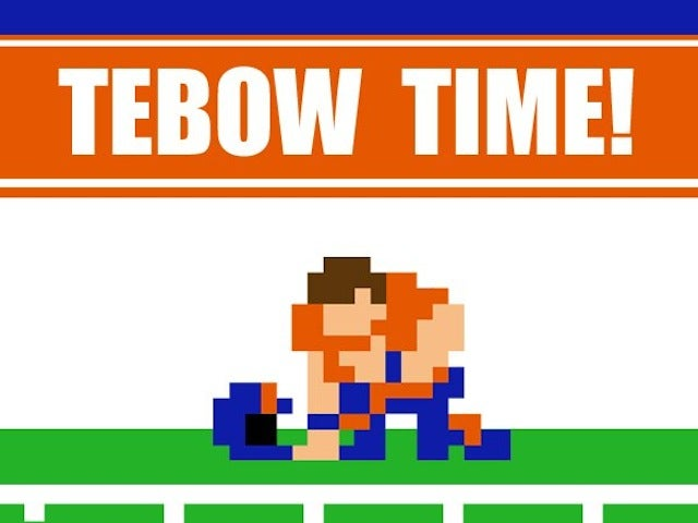 Tebowmania Produces Its First Cool Artifact