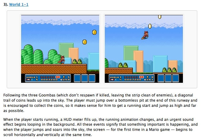 How Super Mario Bros. 3 Works