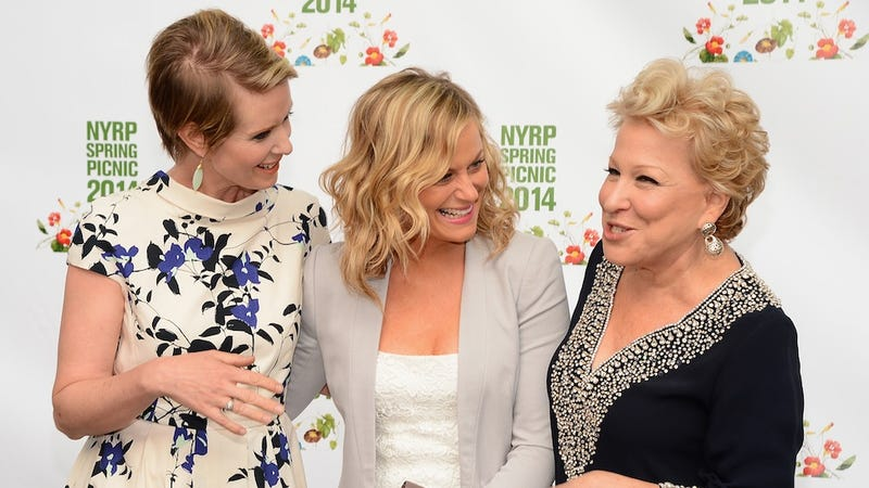 Amy Poehler Has a Beautiful (Imaginary) Friendship with Bette Midler