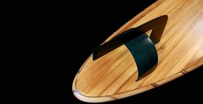 Daily Desired: Ride Hurricane Swell on This $500k Longboard