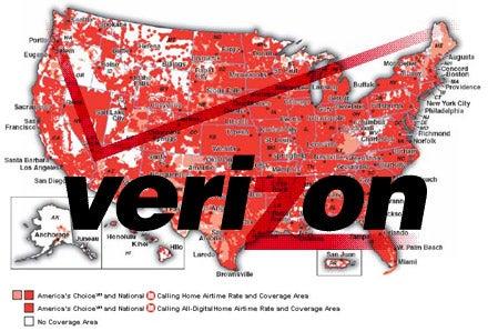 Verizon Upgrades Entire EV-DO Network to Rev. A