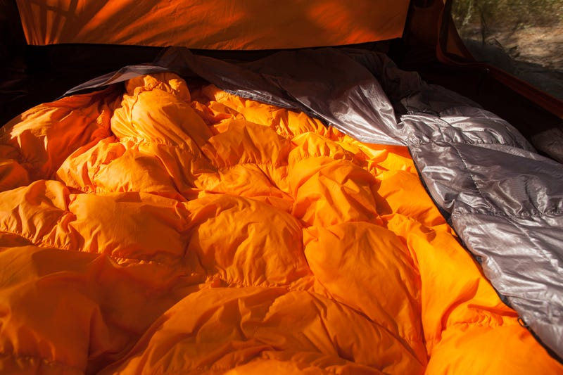 Adventure Tested: Nemo Tango Duo Slim Two-Person Sleeping Bag