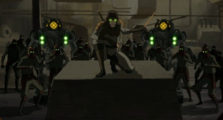 How The Legend of Korra successfully integrated technology with a fantasy world