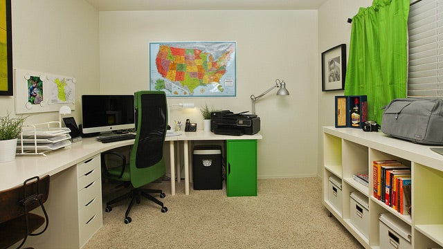 The Clean and Green Workspace