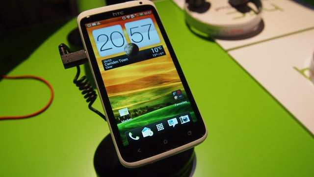 The HTC One X Hands-On: The Most Exciting Android Phone to Date (UPDATED)