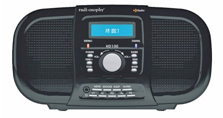Radiosophy Brings HD Radio Prices Down with Budget Boombox