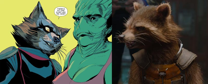 Do you need to read comics to watch Guardians of the Galaxy?