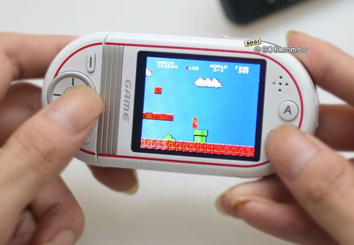 Gionee NES Phone Lets You Stomp Goombas on the Go