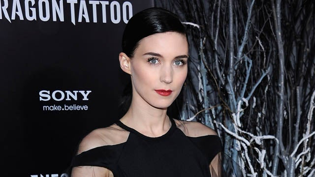 Rooney Mara Wants You To Check Out Her Dragon Tattoo Merkin