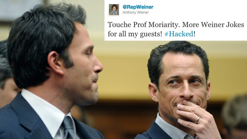 Weinergate, Day Two: the Anthony Weiner Affair Theory
