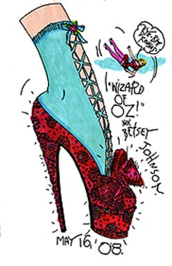The Power Of Ruby Slippers