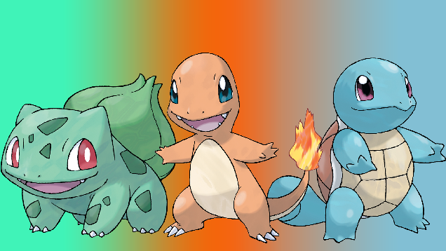 Pokémon's Creators Pick The Best Starters