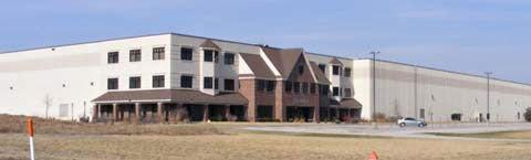 Yahoo building 300,000-sq. ft. Nebraska datacenter