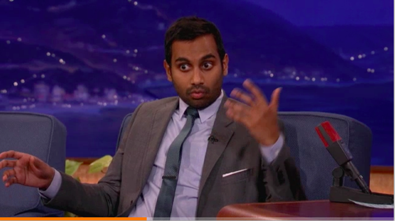 Aziz Ansari on Racists Dying and the Meaning of Gay Is the Best Ever