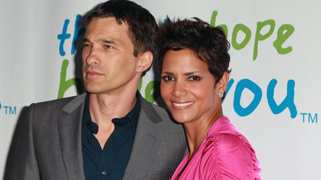 Halle Berry Rocks The Red Carpet