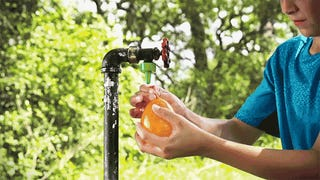 Self-Sealing Water Balloons You Never Need To Tie
