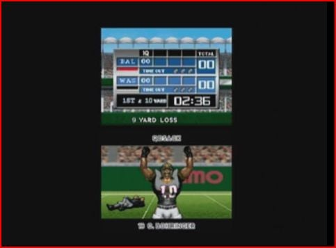 Tecmo Bowl Coming to Wii