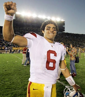 Thursday Night Football Primer: USC Prepares To Crush Oregon State