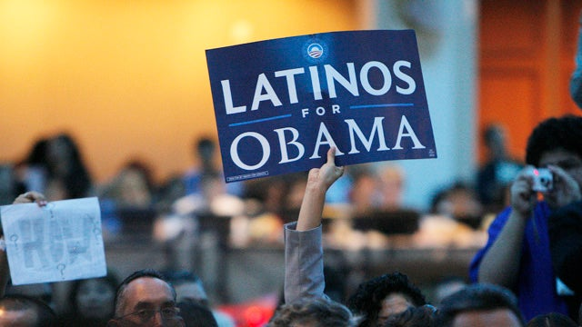 President Obama's Very Simple Plan to Win Latino Voters