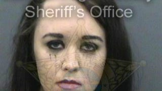 Three-Boobed Woman Arrested for DUI