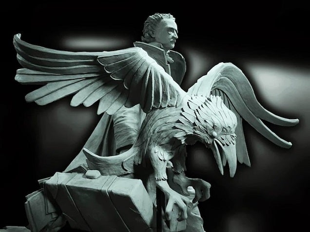 Boston's New Edgar Allan Poe Statue Is Going to Be Epic