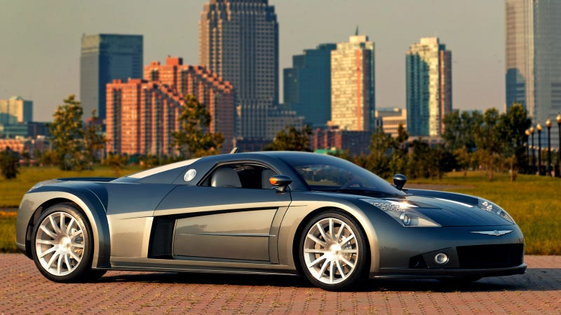 The Chrysler ME Four-Twelve Could Have Been One Of America's Greatest
