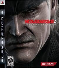 Metal Gear Solid 4 Tops Software Sales For June