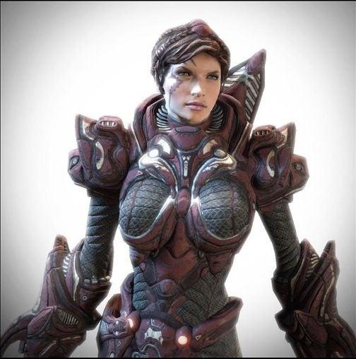 Titan Pack Hits PC, PS3 Unreal Tournament 3 Next Month
