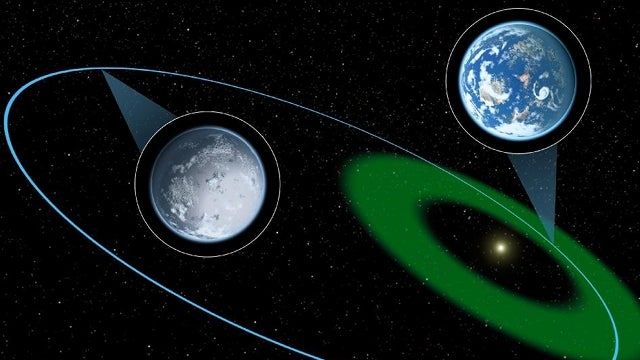 NASA: Extreme forms of life can survive on planets with weird orbits