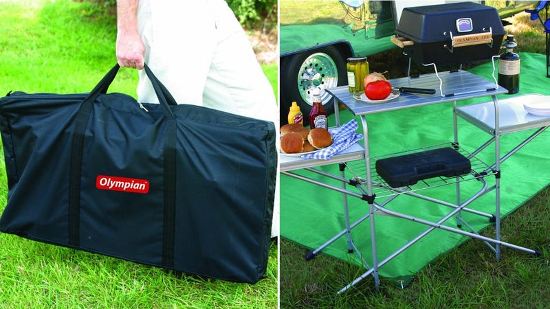 Sunday's Best Deals: Tailgating Gear, Rowing Machine, $3 Kindle Books, and More